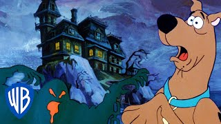 Scooby-Doo Where Are You! | Exploring Haunted Houses  | WB Kids