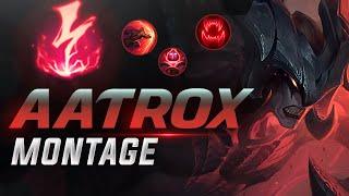 AATROX Montage -  Best Aatrox Plays s8 - INSANE PLAYS