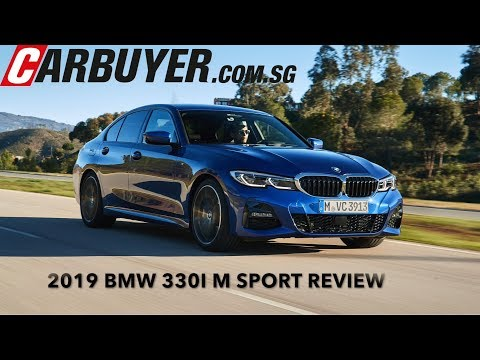 First Drive : 2019 BMW 3 Series 330i M Sport / CarBuyer Sing