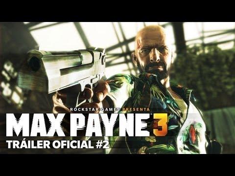Max Payne 3 Pelicula Completa Full Movie