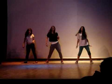 Dirty Situation Mohombi hip hop dance rehearsal