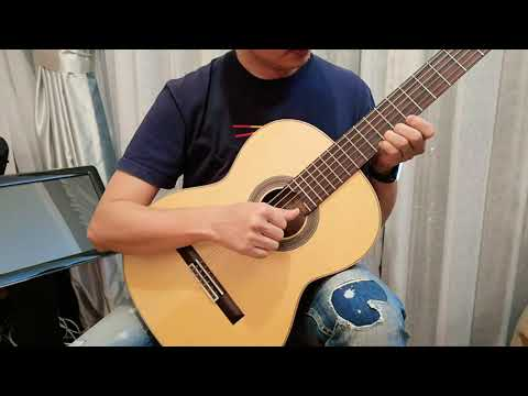 Classical Guitar Corner - Fundamentals of the Classical Guitar - Your First Melody