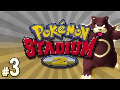 Pokemon Stadium 2 - Absolute Destruction | PART 3