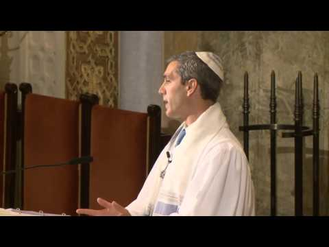 Rabbi Elliot Cosgrove - Yom Kippur Sermon 9.22.15 - Park Avenue Synagogue