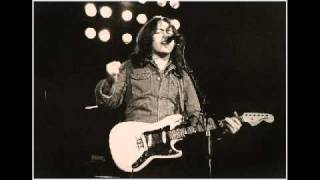 Watch Rory Gallagher Livin Like A Trucker video