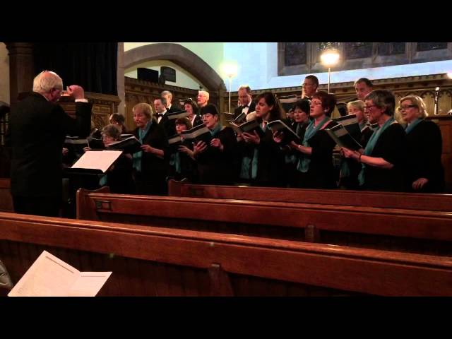 Sanctus, Dvorak Mass in D
