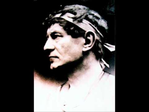 (George Enescu) Georges Enesco - Œdipe, opéra; Acte IV, 4/4
