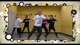 """*告白氣球* 舞蹈教學 / Choreography By ''鐵四帝 """"阿KING"""""""