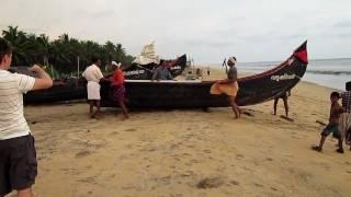 Thrissur Nattika Beach