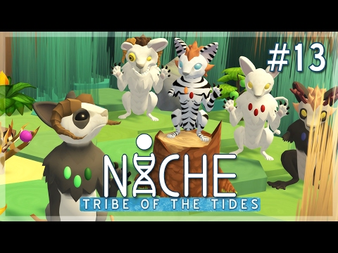 A Promising New Home | Niche Let's Play • Tribe of the Tides - Episode 13