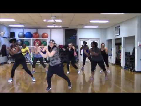 Ejeajo - P-Square - Zumba®/Dance Fitness -Warm-up
