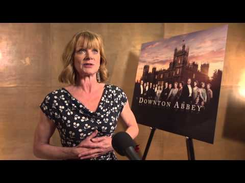 Downton Abbey series 6 cast interviews - Lord Grantham, Mr Carson, Thomas Barrow, Mrs Hughes & more