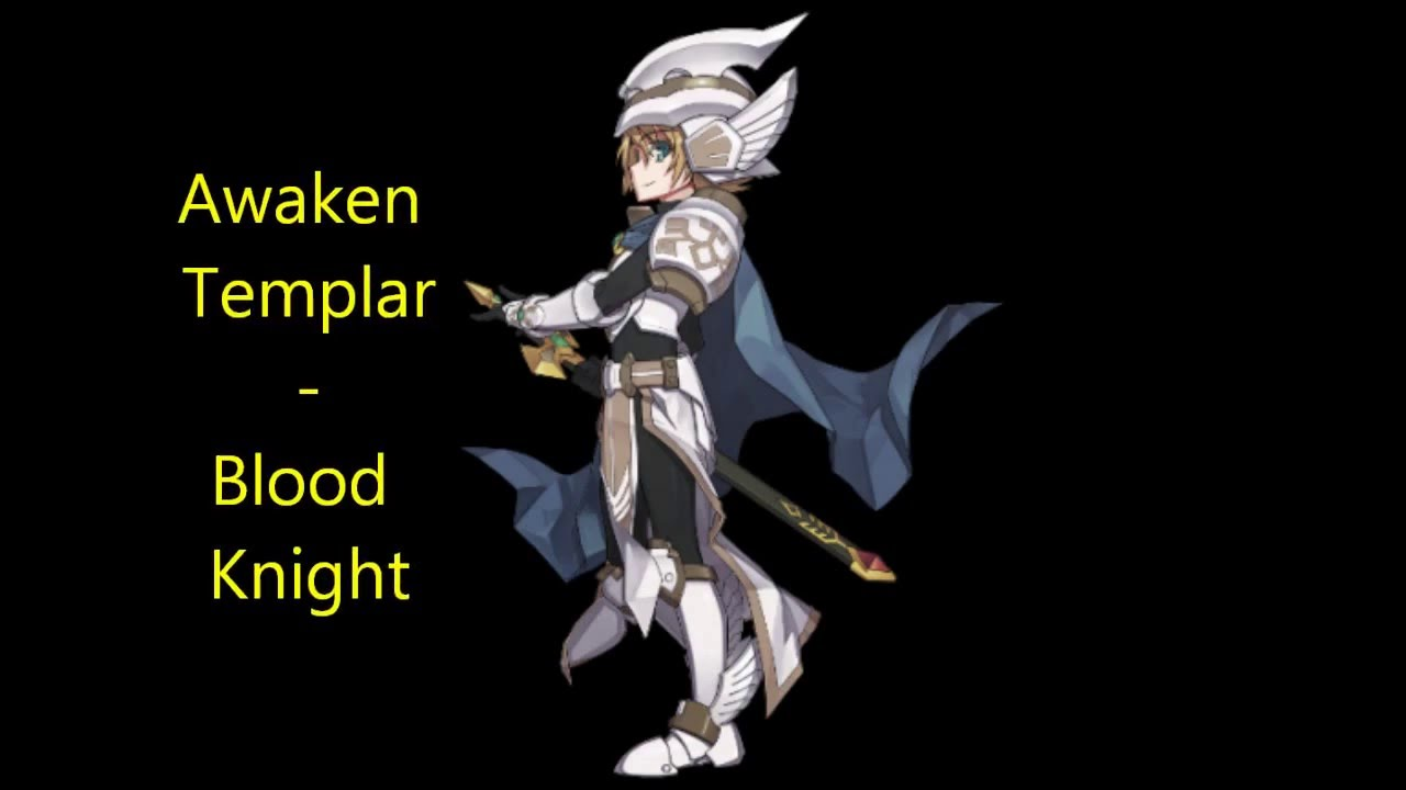 Eden Eternal - Blood Knight & Paladin (Awaken Templar) - YouTube