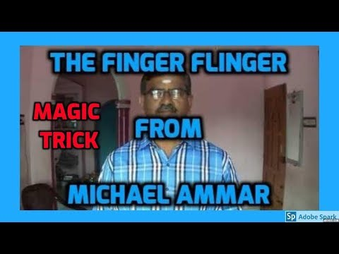 🔔MAGIC VIDEO TAMIL I💥MAGIC TRICK TAMIL #515 I THE FINGER FLINGER
