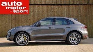 Fahrbericht Porsche Macan Turbo