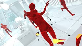 Superhot VR - Quick Action on Oculus Rift with GTX 1050Ti 4GB