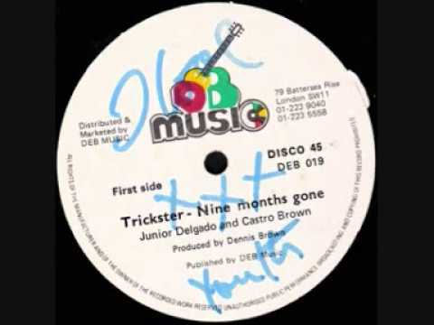 DEB Music Maxi uk DEB019A   Junior Delgado   Trickster