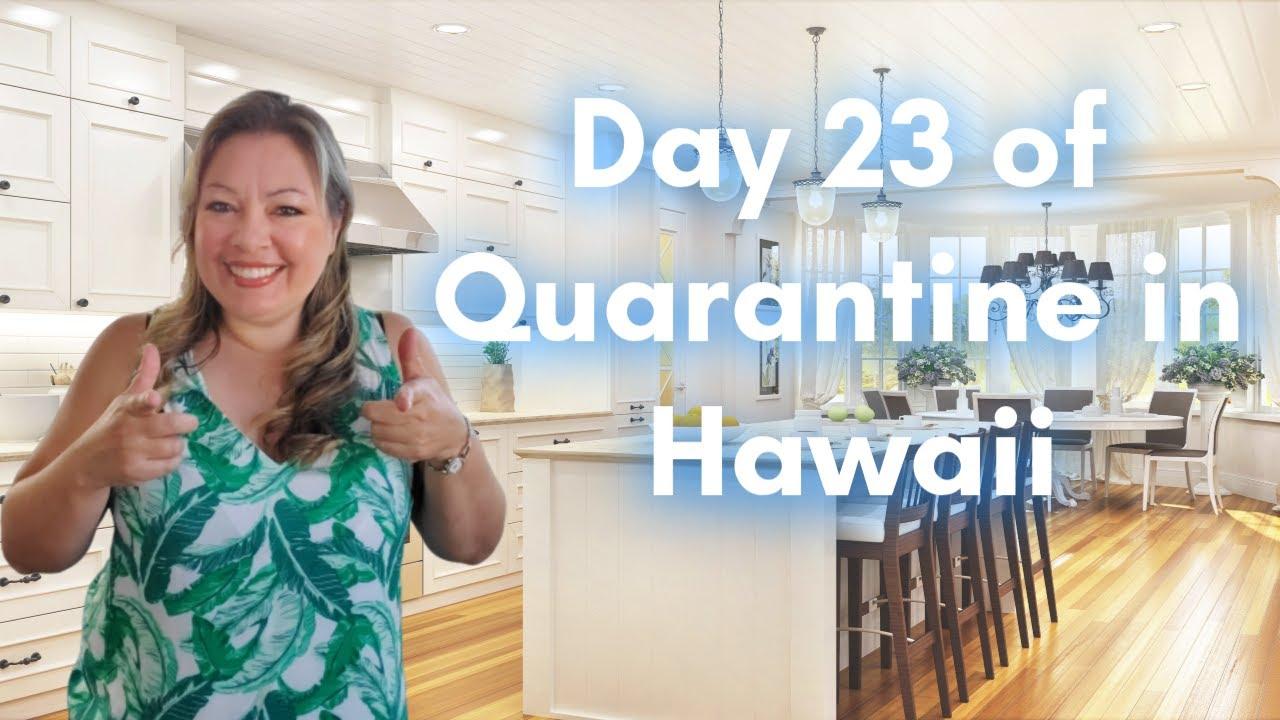Day 23 of Quarantine in Oahu, Hawaii | Vlog