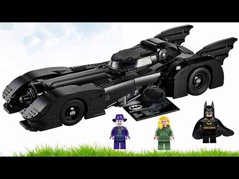 Lego Batman 1989 Batmobile Review.Бэтмобиль 1989 Обзор.Лего Наборы 2019.#Lego
