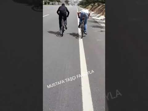 Bisiklet yarış Gaziantep Mustafa Taşçı