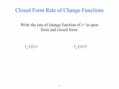 MAT 270 Mon, March17: Closed Form ROC Functions II