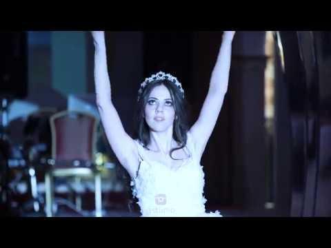 Красивый армянский танец невесты