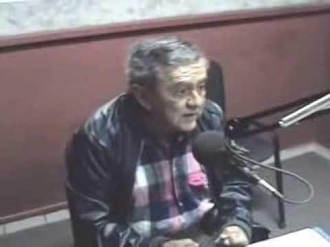 Adrián Montenegro en Radio Universidad de Occidente-1ra parte