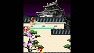 Legend of Kage 2: Boss 8 - Demon Sisters [Expert, No Damage, No Ninjutsu]