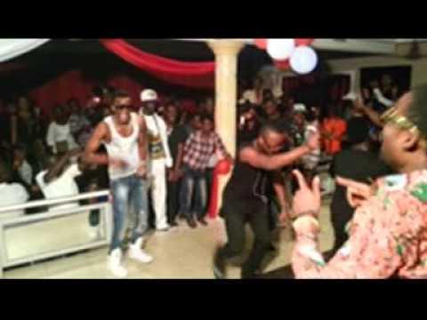 Togo music 2014 Toofan live show a Avepozo dj black senator