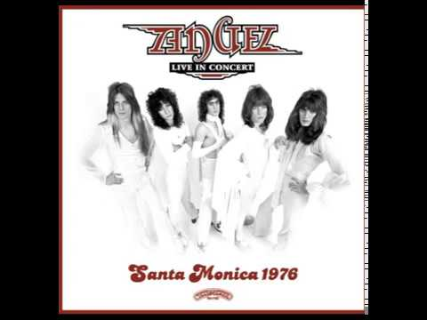 ANGEL – Santa Monica 1976