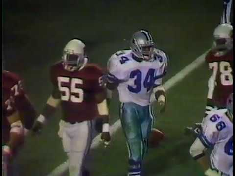 1988 Week 2 Dallas Cowboys at Phoenix Cardinals 2nd half