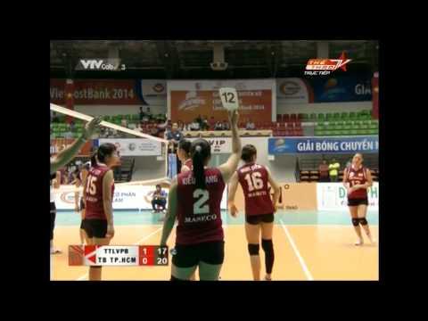 Thông tin LVPBank vs Tân Bình TPHCM - Cup Tứ Hùng 2014