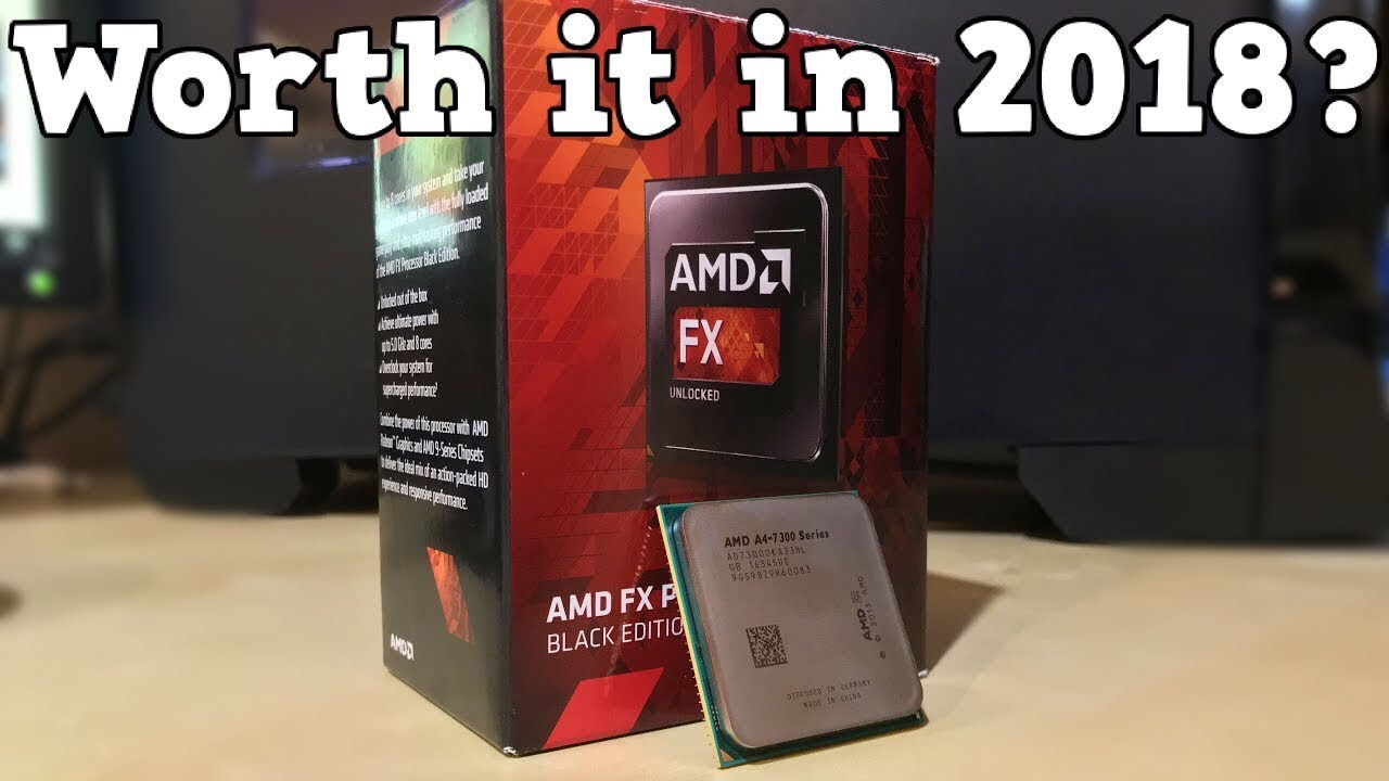 Is The 68 Fx 6300 Worth It In 2018 Amd Review Prosesor 8370e Ampquotvisheraampquot Benchmarks