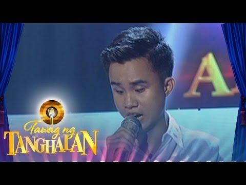 Tawag ng Tanghalan: Carlmalone Montecido | Estudyante Blues (Ang Huling Tapatan Day 3)