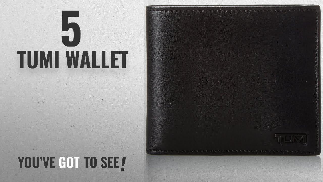 meet 3ead2 215db Top 10 Tumi Wallet [2018]: Tumi Men's Delta Global Center Flip ID Passcase,  Black, One Size