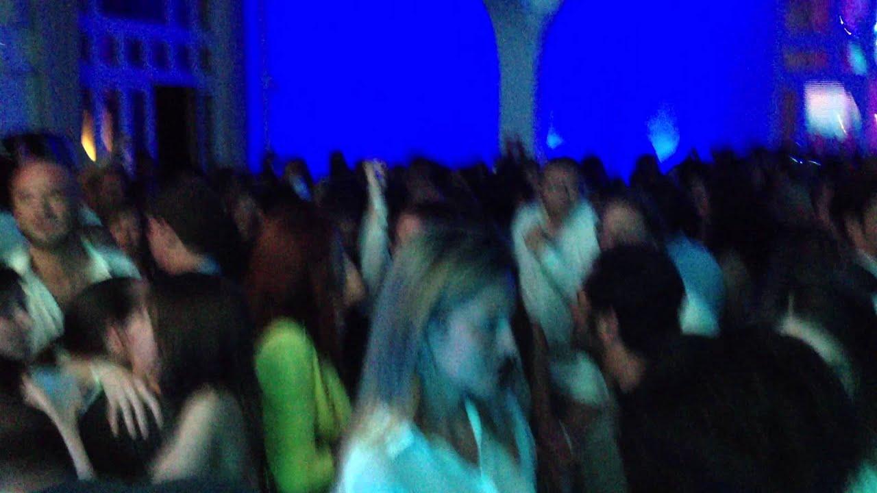 Stefano Capasso With Lara Caprotti @ Avant Garde Party Le Terrazze ...