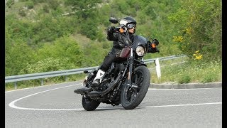 Exploring Croatia on 5 different Harleys... (Part 1)
