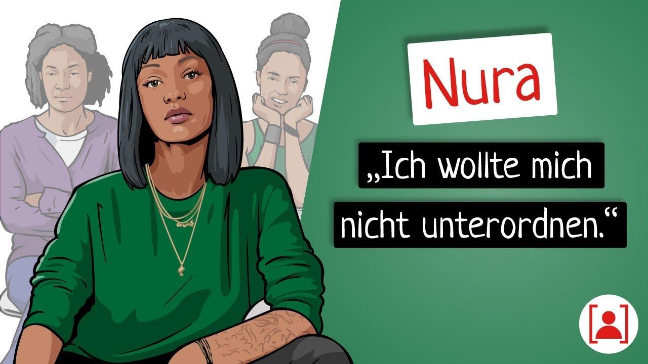 Bevor Nura berühmt wurde… | KURZBIOGRAPHIE