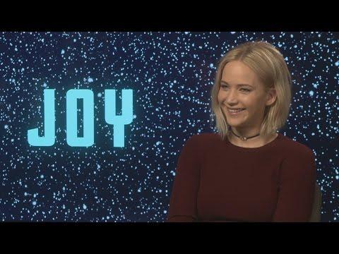 Jennifer Lawrence will fund lonely reporter's 'sad app' as she promotes Joy