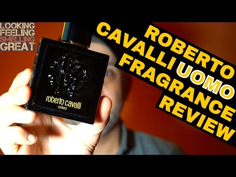 Roberto Cavalli Uomo Review