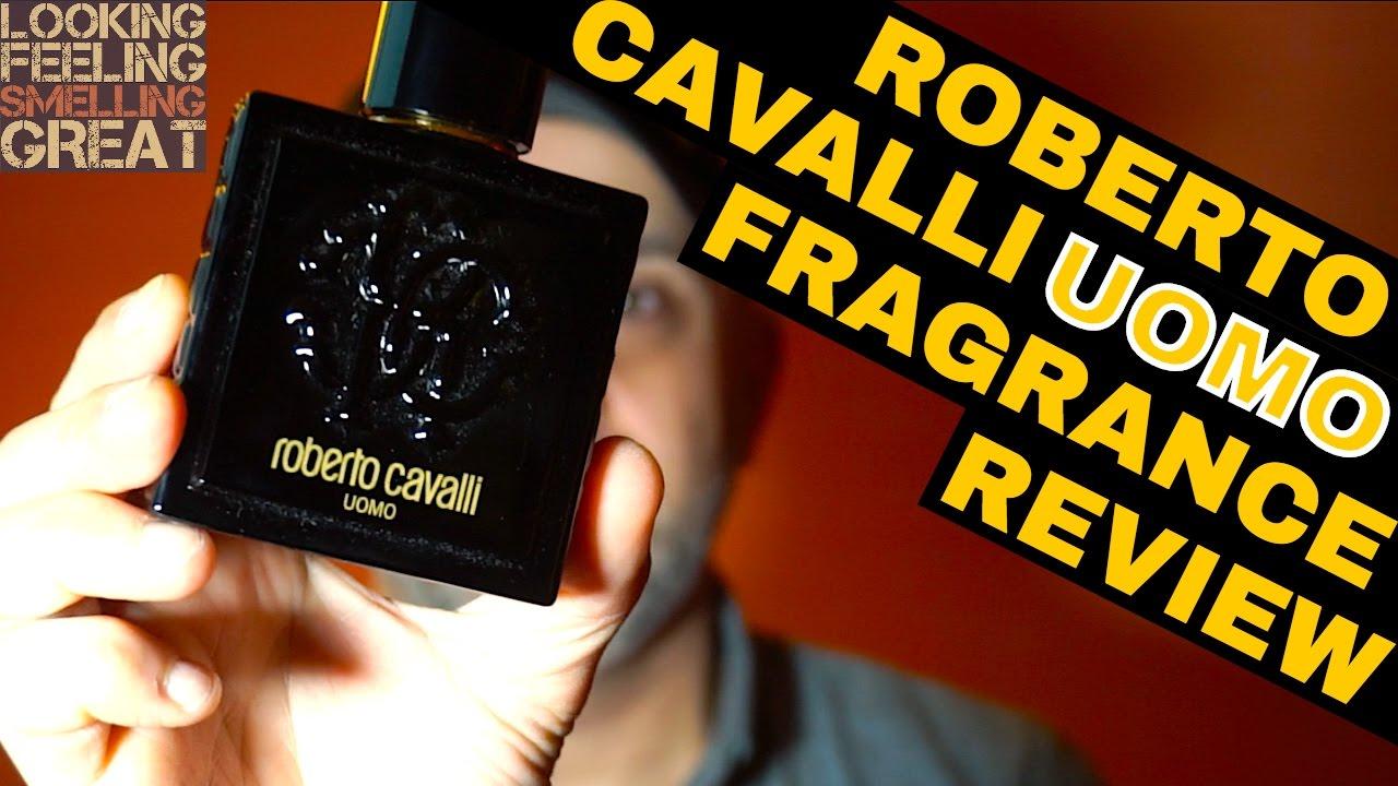 8be6aa823159f Roberto Cavalli Uomo Review - YouTube