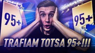 GENIALNY TOTS 95+ W PACZCE! MILION ZYSKU! 11x TOTS! FIFA 18 ULTIMATE TEAM
