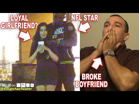 NFL Star STEALS Loyal Girlfriend from Jealous Boyfriend! | To Catch a Cheater