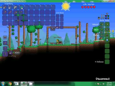 full download terraria tutorial how to set your spawn