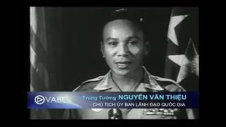 Nguyễn Văn Thiệu công bố hiến pháp đệ nhị Cộng Hòa