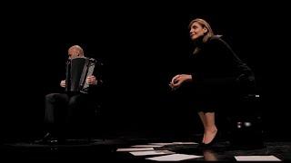 """Clotilde Courau et Lionel Suarez """"L'ÊTRE INTIME """""""