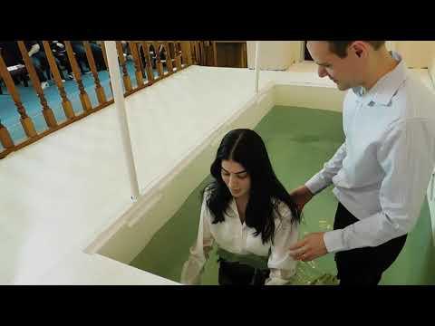 Drummoyne Baptist - Sunday 13th December 2020 10am - Trina Baptism