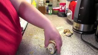 Chicken Croissant Roll Ups