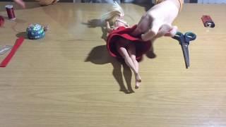 Video Barbie Keçeden Kırmızı Elbise Yapımı - Kendin Yap download MP3, 3GP, MP4, WEBM, AVI, FLV Desember 2017