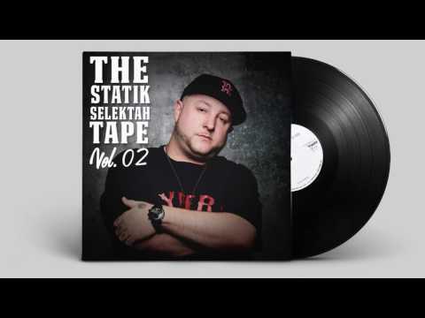 Statik Selektah - The Statik Tape VOl 02 (Full Beattape, Instrumental Mix, Deep Hip Hop Mix 2)